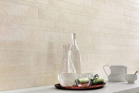 Evolve White Brick 30x60