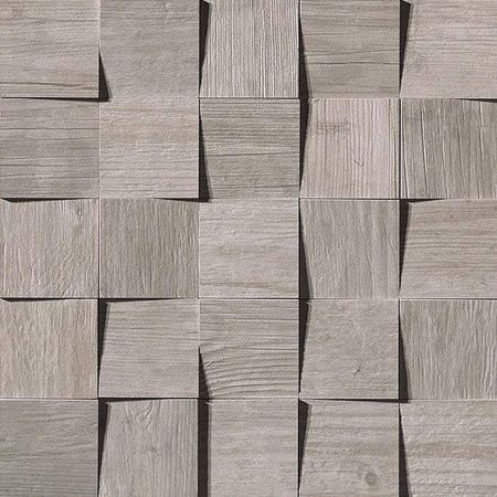 Axi Silver Fir Mosaico 3D 35x35