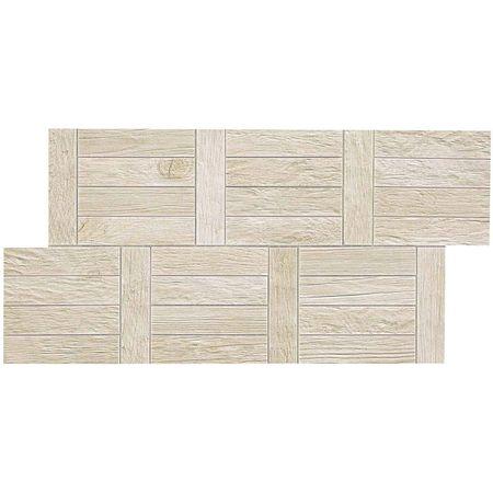 Axi White Pine Treccia 28x53