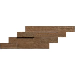 Axi Dark Oak Brick 3D 20x44