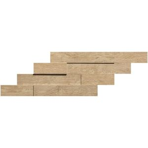 Axi Golden Oak Brick 3D 20x44
