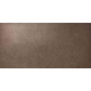 Dwell Brown Leather 75x150 Lappato