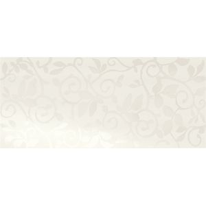 White Wallpaper Decoro 24x55
